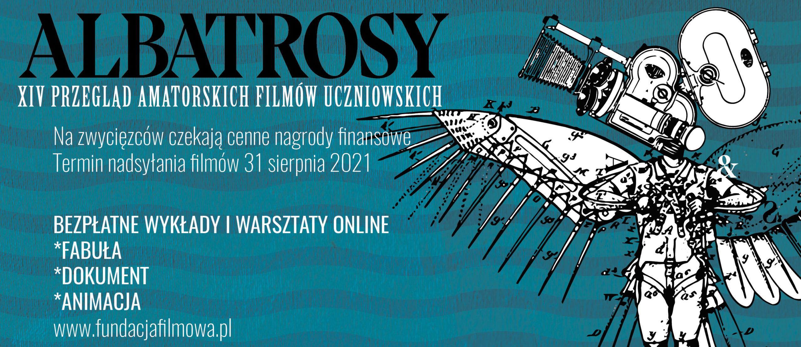 Bezpłatne masterclassy i warsztaty filmowe online – edycja jesienna